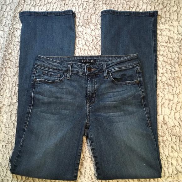 Level 99 Denim - Level 99 Jeans | Sandy Bootcut | 28x30